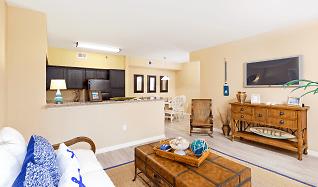 Living Room, Manatee Bay