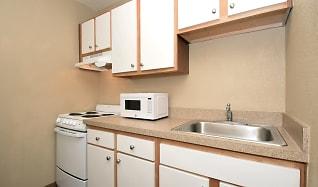 Kitchen, Furnished Studio - Houston - Westchase - Westheimer