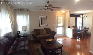 Living Room, 3223 Weston Street
