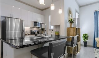 Kitchen, The Mansions at Spring Creek