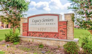 Community Signage, Legacy Senior Housing