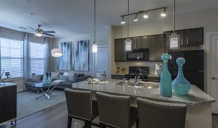 Kitchen, Smart Living at Garden Oaks