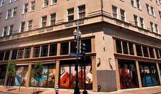 Building, Gravier Place Apartments