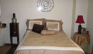 Bedroom, St. Paul Regency