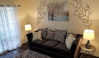Living Room, Sunrise Apartment Homes