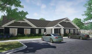Building, Owl Creek Apartments