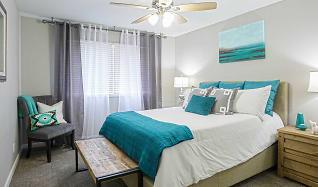 Bedroom, The Ellington