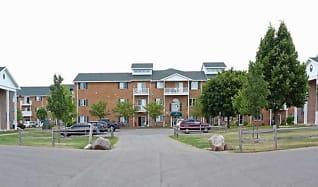 Building, Colonial Court Apartments