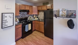 Kitchen, CityView Apartments