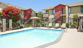 Pool, Whispering Meadows Apartments and Suites