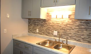 Kitchen, The Flats at Nolensville