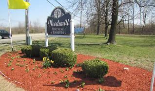 Community Signage, Woodsmill