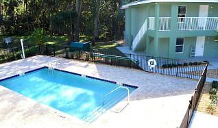 Pool, Grand Oaks Apartments of NSB