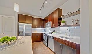 Kitchen, The Metropolitan Apartments