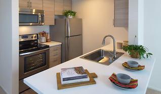 Kitchen, Harborview Apartment Homes