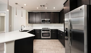 Kitchen, The Gramercy Residences
