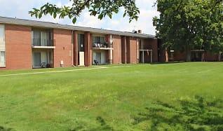 Building, Macomb Manor
