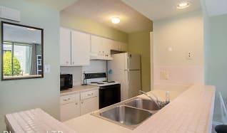 Kitchen, 12500 Melville Drive - #133D