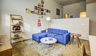 Living Room, The Fox Building
