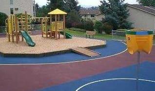 Playground, Valley 206 Apartments