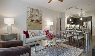 Living Room, The Core Scottsdale by Mark-Taylor