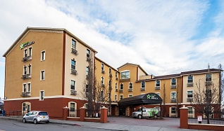 Community Signage, Furnished Studio - Anchorage - Downtown