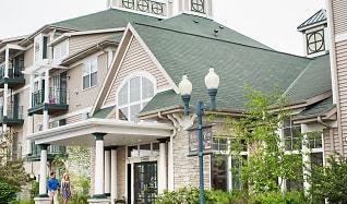 Brookfield Hills - Pinnacle Building Main Entry, The Club At Brookfield Hills