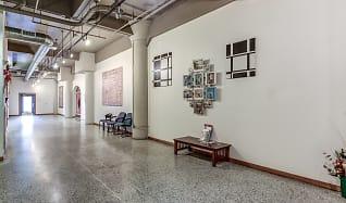 Foyer, Entryway, Kunzelmann-Esser Lofts