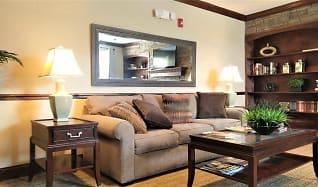 Clubhouse, Lorain Pointe Senior Apartments