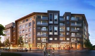 Building, Linden Apartments