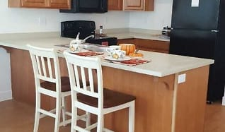 Kitchen, Villas at Fern Circle- Senior Living 55+