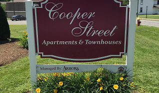 Community Signage, Cooper Street Apartments
