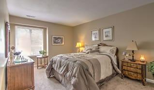Bedroom, Cape Cod Village