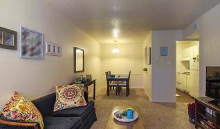 Living Room, Cedar Ridge At College Station