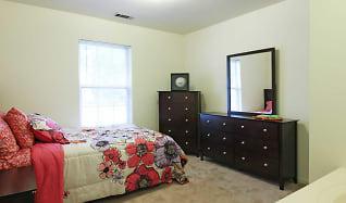 Bedroom, Fairfax Properties at Salisbury
