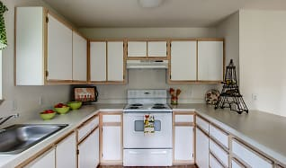 Kitchen, Pioneer Ridge