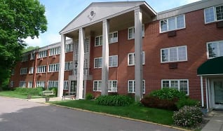 Building, Clifton Estates Apartments