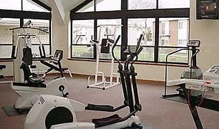 Fitness Weight Room, Park Ridge Commons