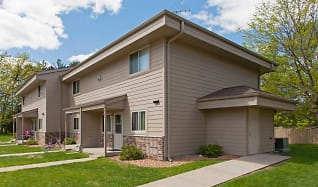 Building, Woodview Apartments And Townhomes