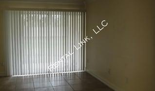 Living Room, 3409 Clark Road - 109