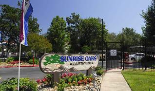 Landscaping, Sunrise Oaks