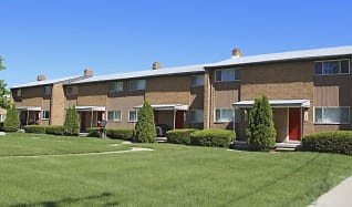 Building, Village Townhomes