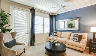 Living Room, Horizon Ridge Park Apartments