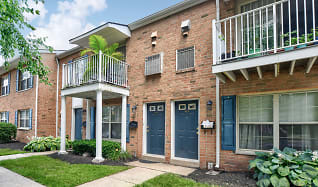 Building, Village of Pennbrook Apartments