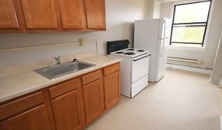 Kitchen, Oakland Apartments