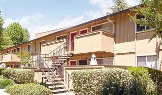 Building, Rivergate Apartments