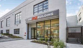 Building, The Fox Building