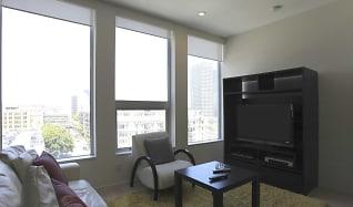 Living Room, Ten Ten Wilshire All Inclusive Living