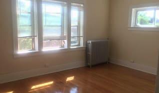 Living Room, Monroe Ave Apartments