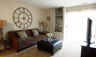 Living Room, StoneHaven Apartment Homes